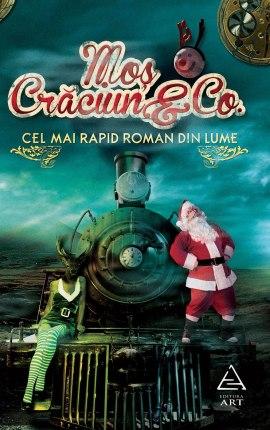 Mos Craciun & Co. Cel mai rapid roman din lume